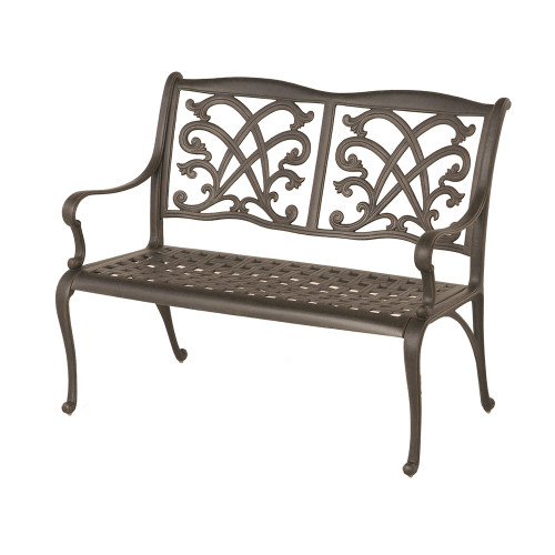 Ashford Bench in Black