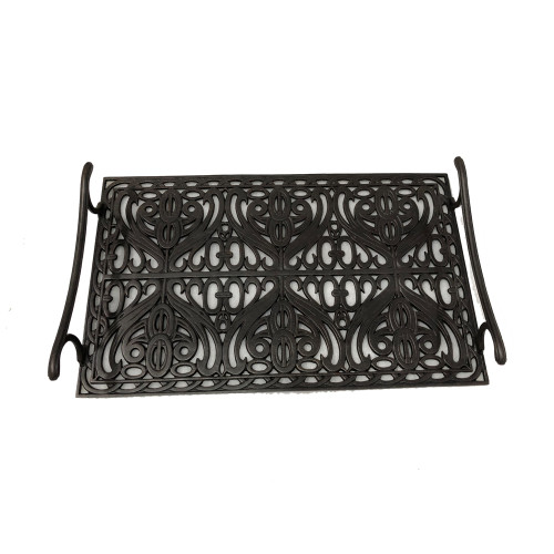 Tuscany Tea Cart Replacement Top Tray