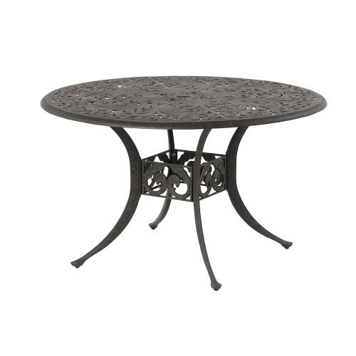"""Chateau 48"""" Round Table in Desert Bronze"""
