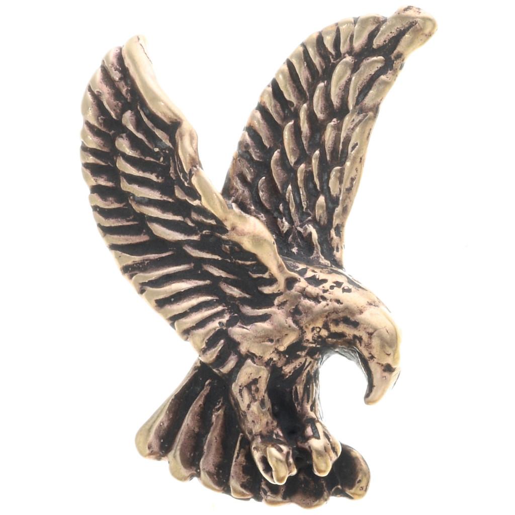 American Eagle Cast Brass 1-1/8