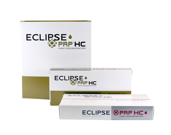 Eclipse PRP®  22mL Patient Kit (Tube & Blood Draw Kit)
