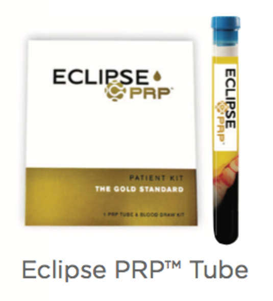 Eclipse PRP® 11mL Patient Kit (Tube & Blood Draw Kit)