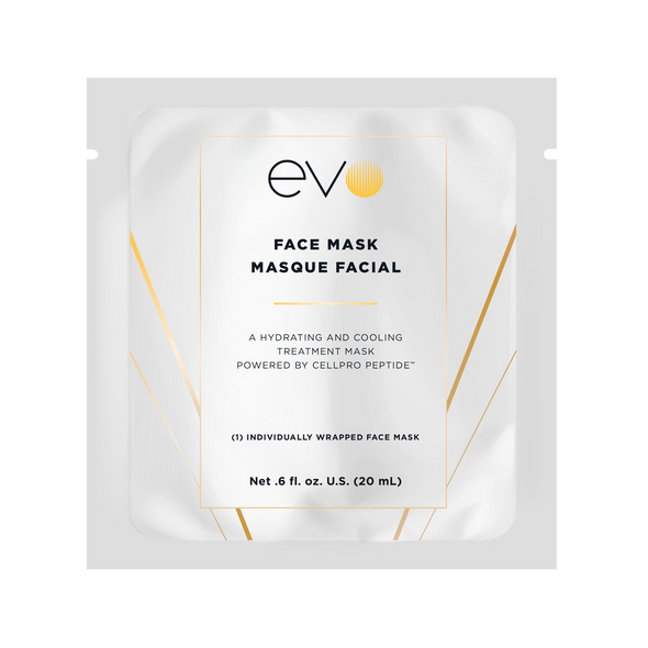 EVO Hydrating and Cooling Face Mask