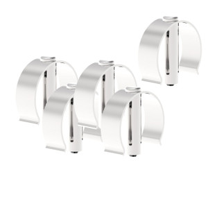 Clipacore Spare Quick Release Clips-Pack of 5