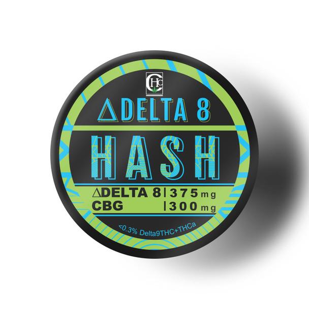 Chesterfield Hemp Co Delta 8 Hash 375mg