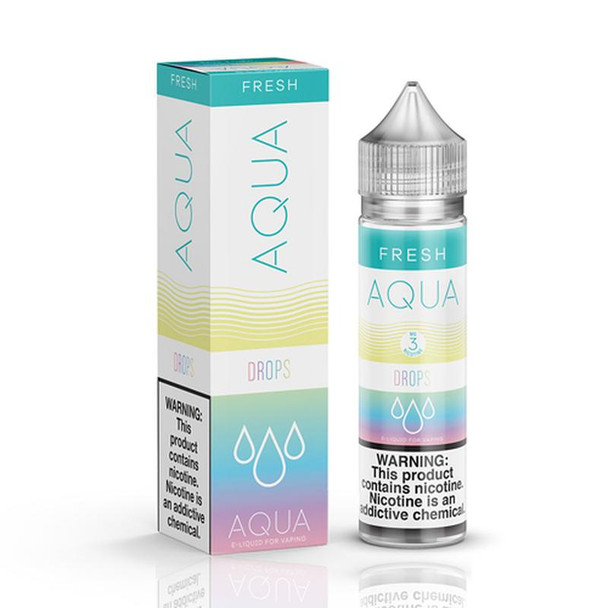 Aqua Drops TFN - 60ml 3mg