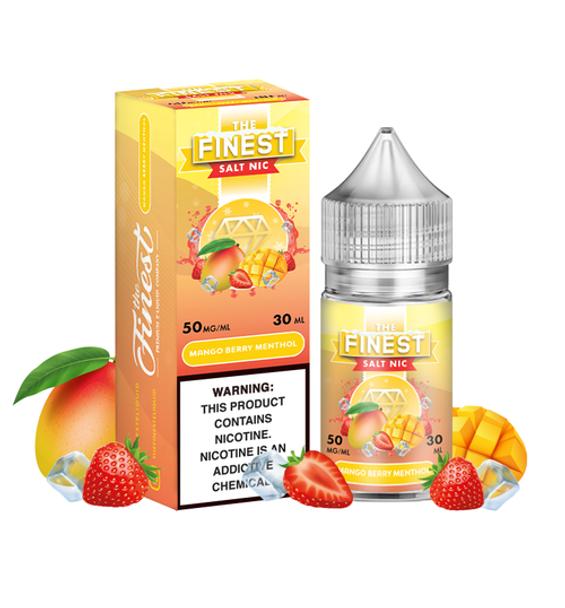 Finest Salt: Mango berry Menthol 30ml