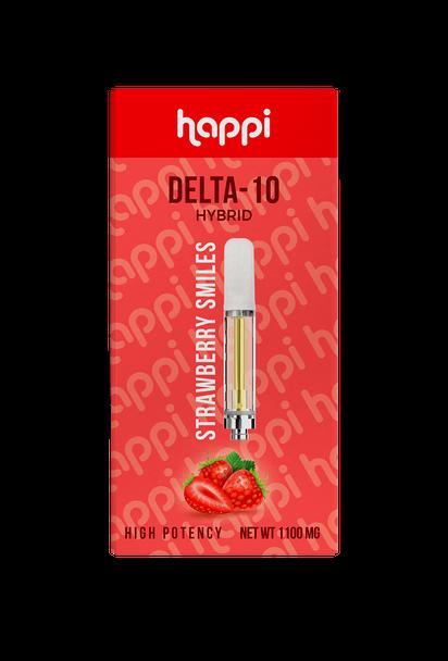 Happi Delta 10 Vape cartridges