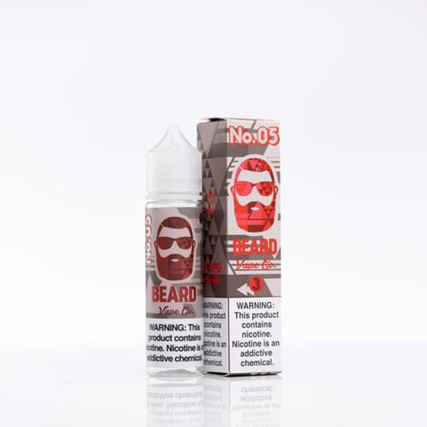 Beard No. 05 60ML E-liquid