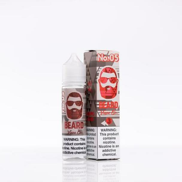 Beard No. 05 60ML E-liquid