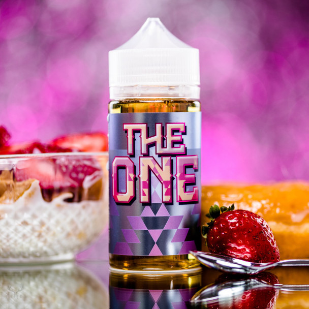THE ONE Strawberry 100 ML  By Beard Vape Co