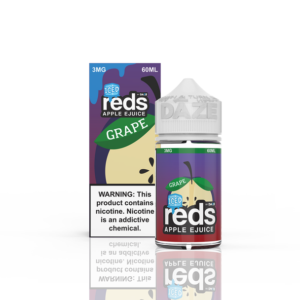Reds Apple Grape Ice 60ML