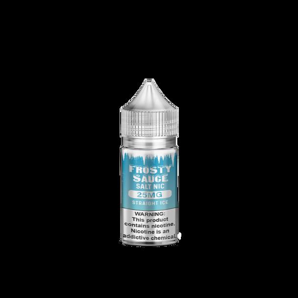 Frosty Sauce SALT NIC Straight ICE Menthol 30ML