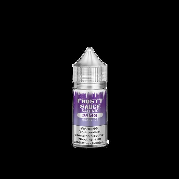 Frosty Sauce SALT NIC Grape Menthol 30ML