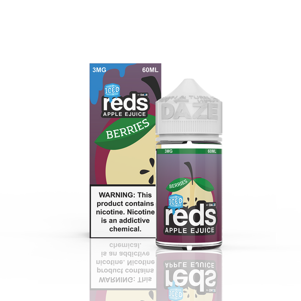 Reds Apple - Berries Ice 60ML