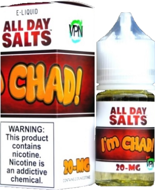 VPN - I'm Chad SALT 30ML