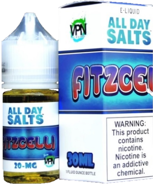 VPN - Fitzcelli SALT 30ml