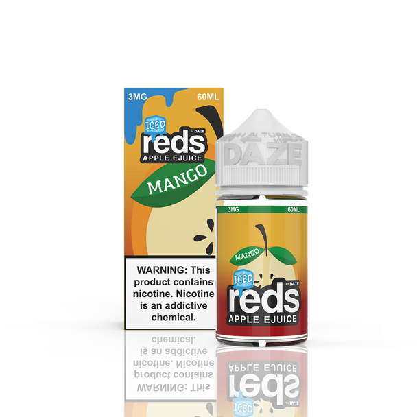 Reds Apple Mango ICED E Liquid 60ml