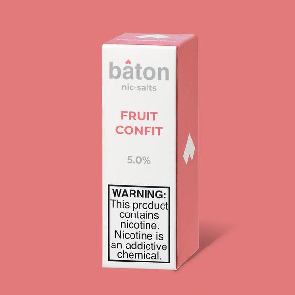 Baton FRUIT CONFIT Salt nic 10ml