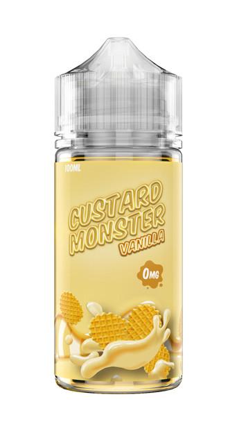 Custard monster Vanilla 100ml eliquid