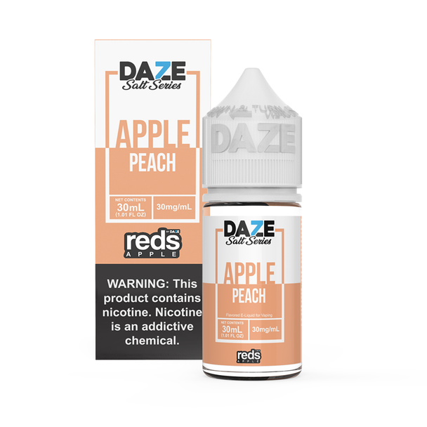 Reds Apple Peach E Liquid- 60ml