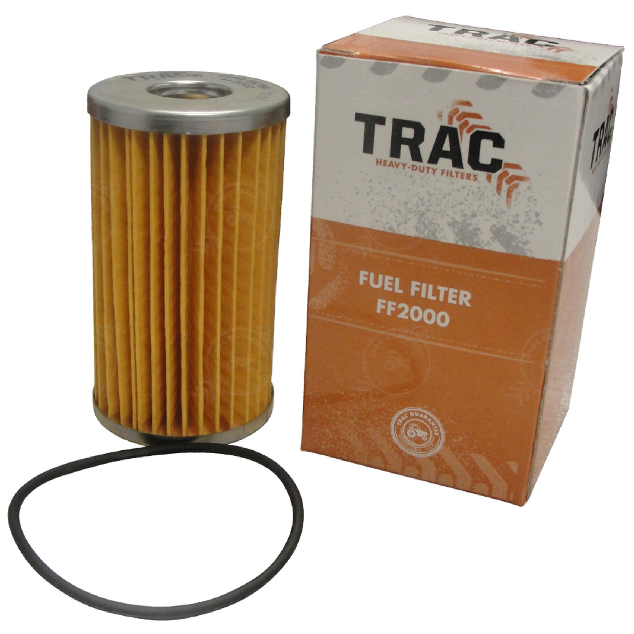 NEW Fuel Filter for Challenger Ford/New Holland John Deere Kioti Komatsu -  Complete TractorComplete Tractor