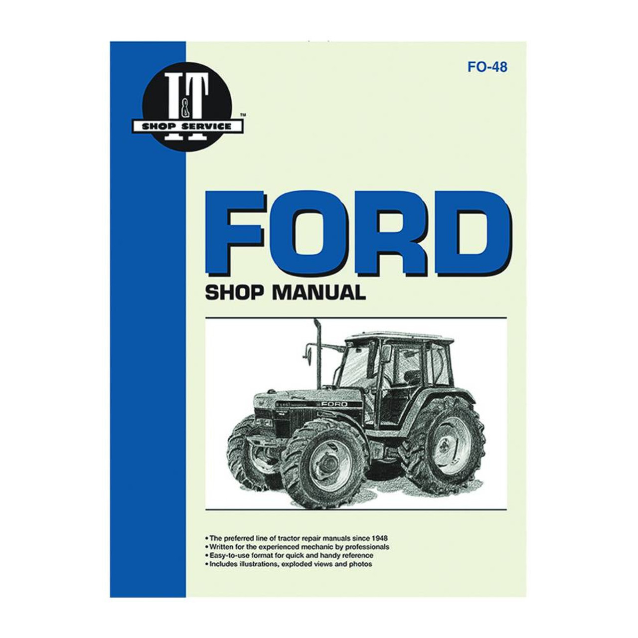 Ford Tractor Wiring Harness 7740 - Wiring Diagram Bookmark on