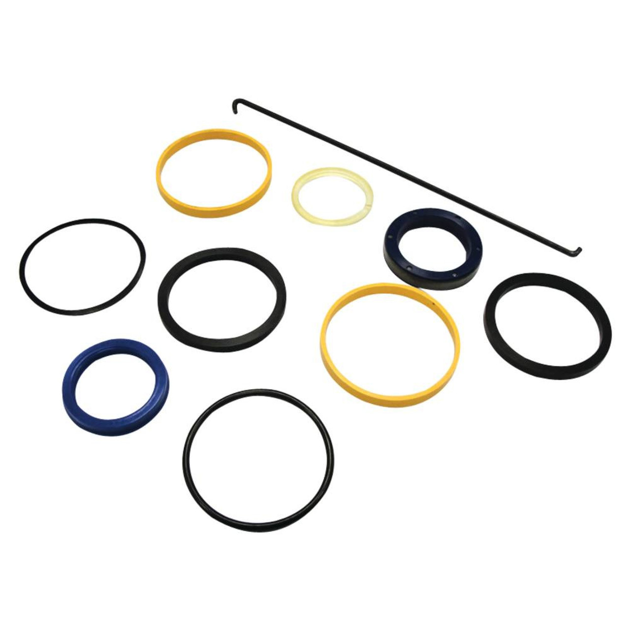 New Hydraulic Cylinder Seal Kit For Ford New Holland 445D