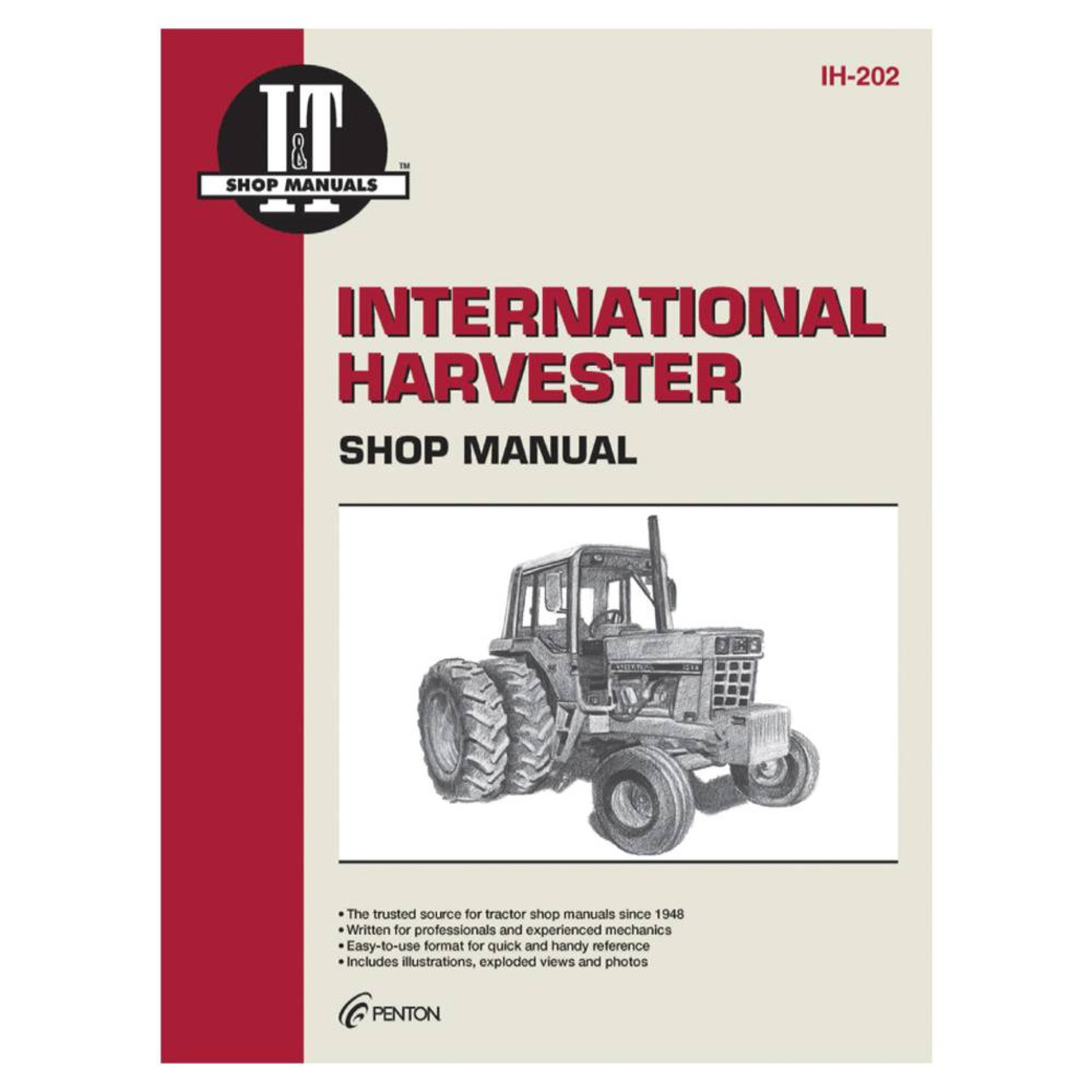 new service manual case international tractor ih 202 1466,1468,1486,1566,1568 Ford 9N Wiring-Diagram