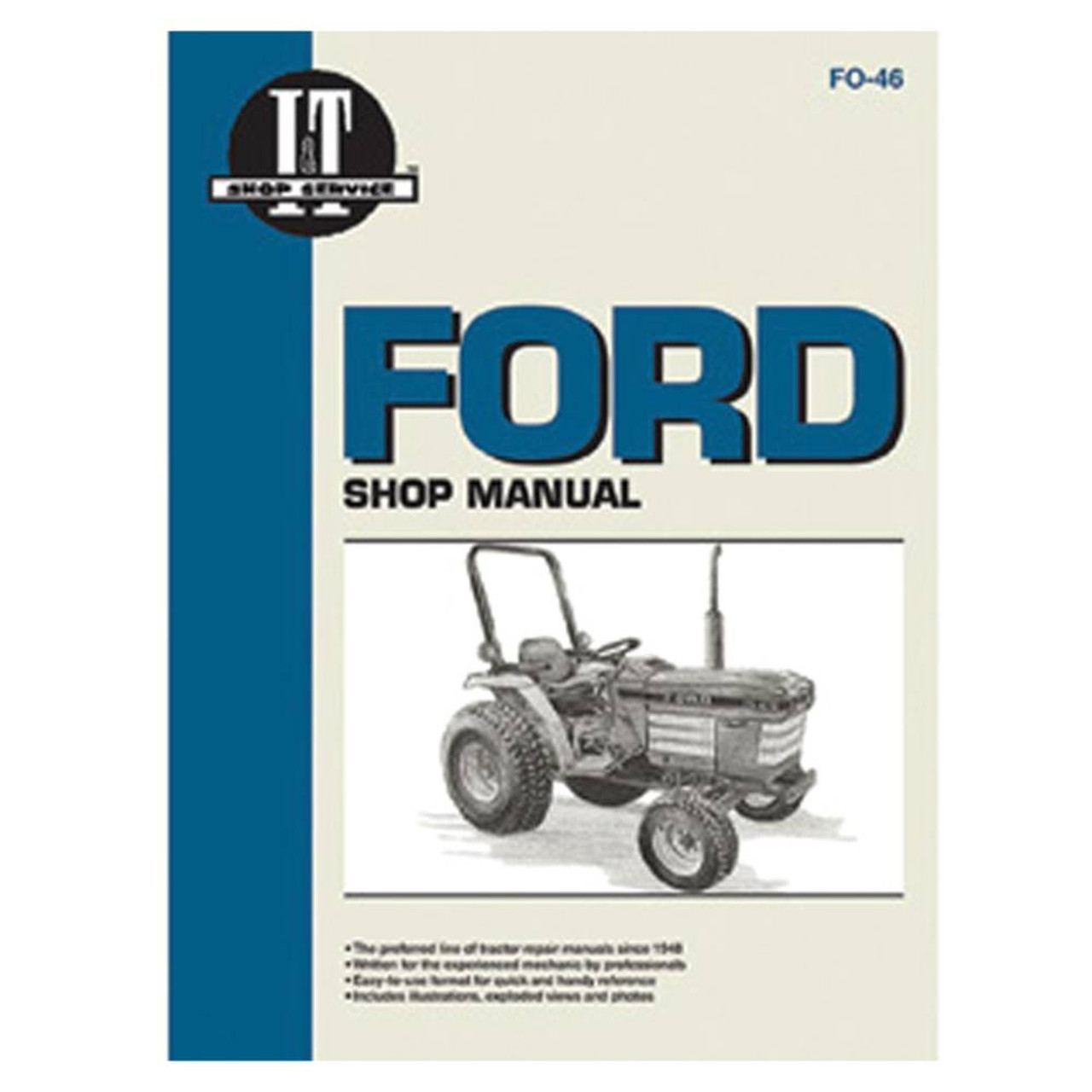 service manual ford new holland tractor fo 46 1120,1220,1320,1520,1720,1920,2120 Ford 2000 Tractor Wiring Diagram