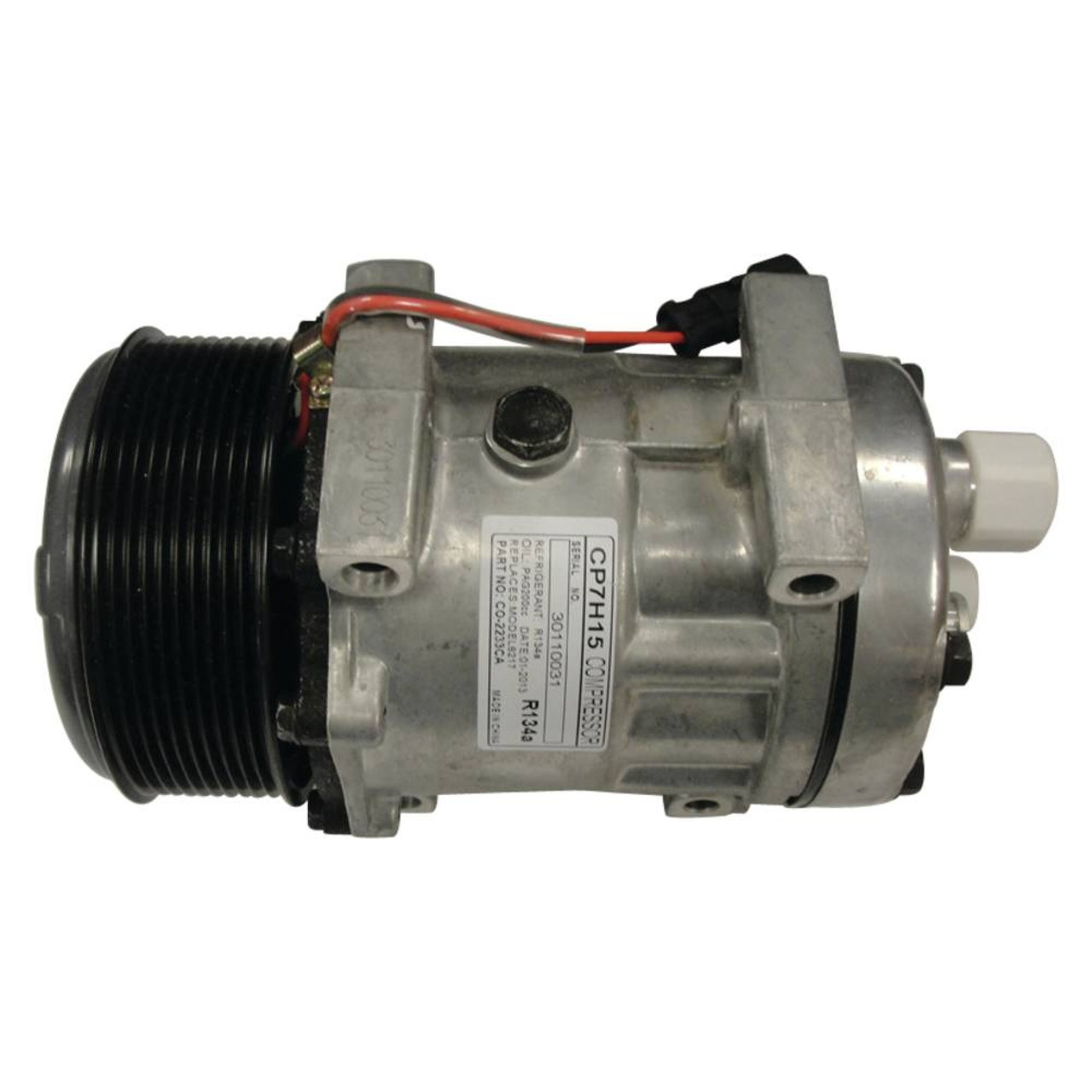 Alternator For Case /& Holland Tractor Puma T7030 T7040 T7050 T7 /& More