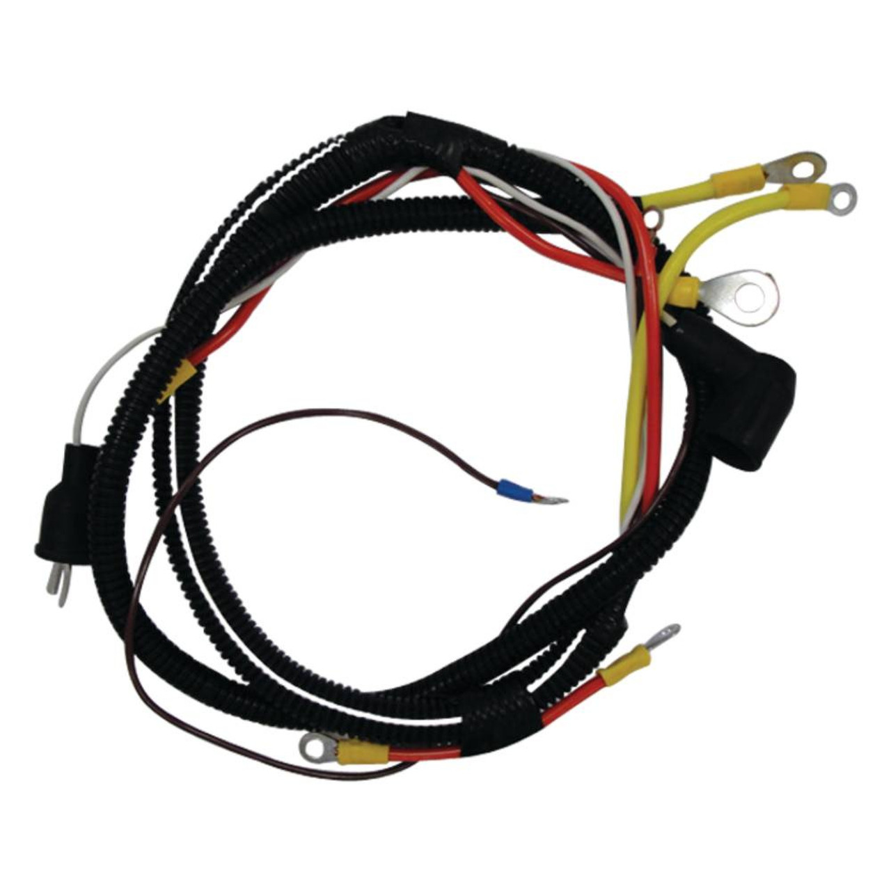 [DIAGRAM_34OR]  New Wiring Harness For Ford New Holland Naa, Jubilee - Complete Tractor | Ford Wiring Harness Parts |  | Complete Tractor