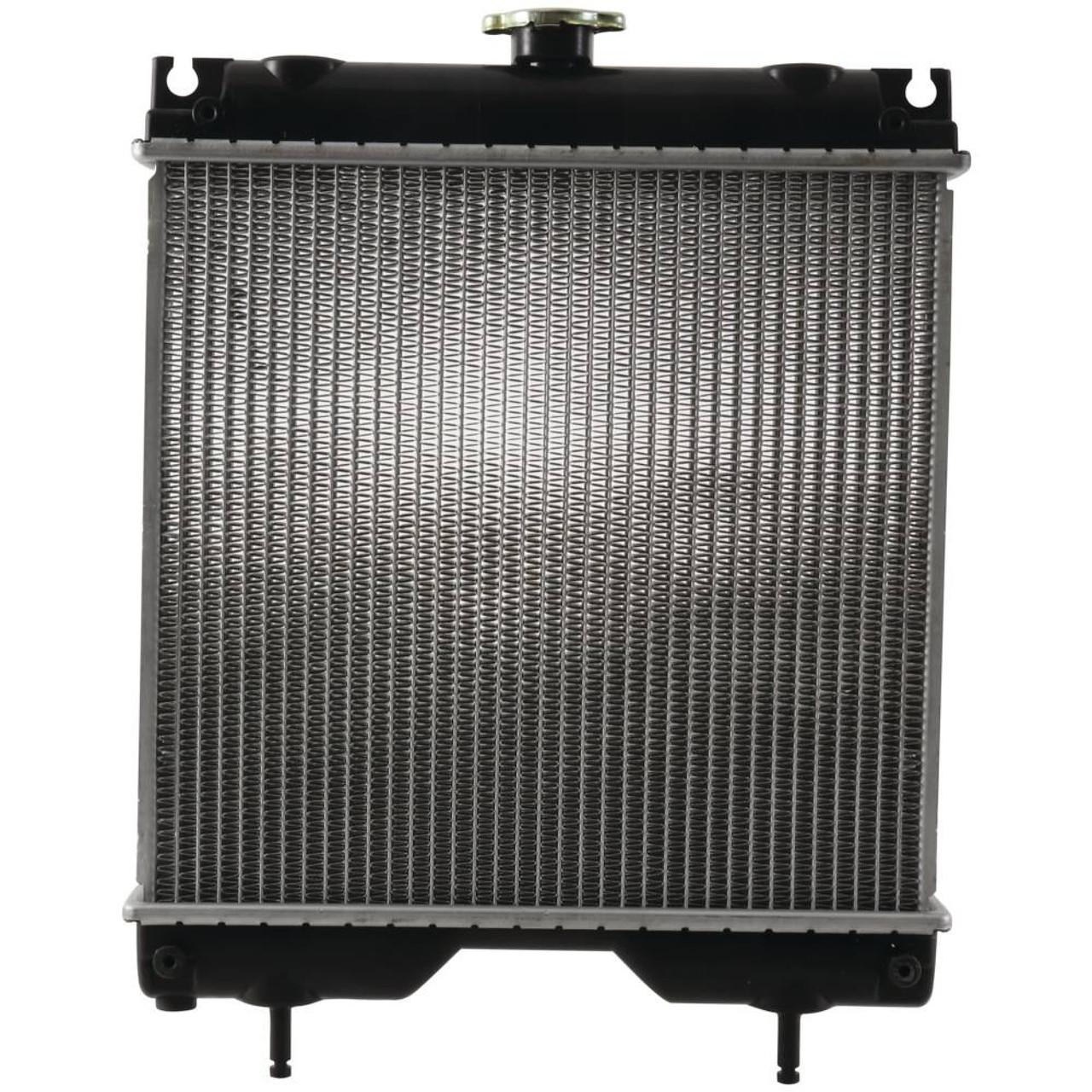 ZFRDA660 Zirgo OEM Replacement Radiator