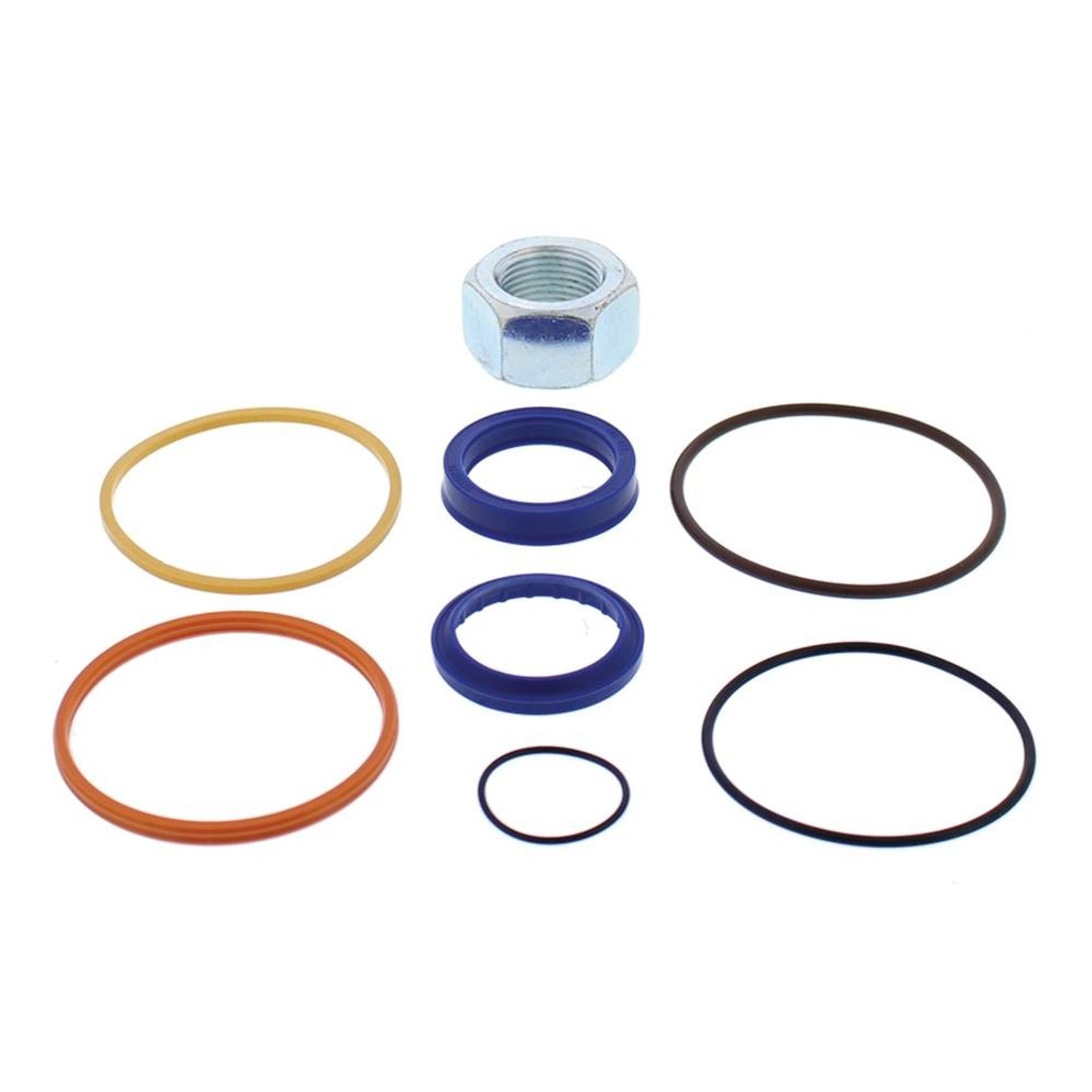 Complete Tractor T250 New Hydraulic Cylinder Seal Kit for Bobcat 520 530 Skid Steer 7135547
