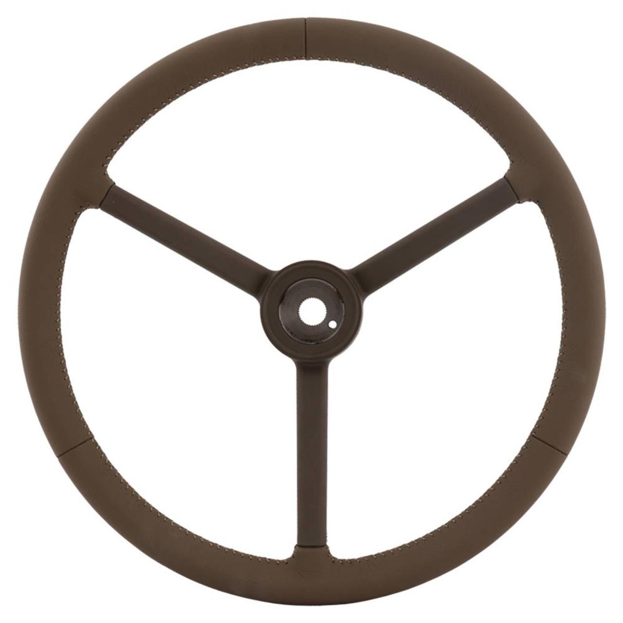 John Deere 650// 750// 850// 950// 1050// 1250 Steering Wheel w// Cap Aftermarket