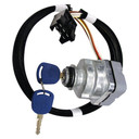 Ignition Switch for Ford Holland 5640, 6640, 6640O, 7740