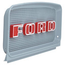 Grille for Ford Holland Tractor - C9NN8A163AG