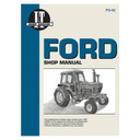 Service Manual Ford Holland Tractor FO-42 5100,5200,5600,5610,6600,6610