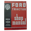 Shop Manual for Ford Tractor 600 800
