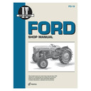 Service Manual for Ford Holland JUBILEE, NAA Tractor FO-19