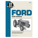 Service Manual for Ford/Holland 2N, 8N, 9N FO-4