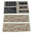 Decal Set for Ford/Holland 8N