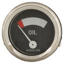 Oil Pressure Gauge 41934DB Case IH A; AV; B; B; 1707-0524