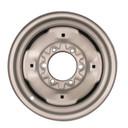 FW55166 Front Wheel Rim for Kubota Tractors L3600 L3710 L3830 L4200 L4300 L4310