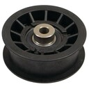 280-515 OEM Replacement Flat Idler Pulley for Exmark, Toro Z Master