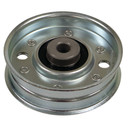 """280-586 Flat Idler Pulley Columbia 28"""" 30"""" 33"""" 45"""" Snow Thrower"""
