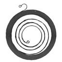 625-620 Recoil Starter Spring for Husqvarna 41 50 Rancher 51 55