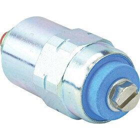 Stop Solenoid for Ford Holland Tractor - 83981012 E8NN9D278AA