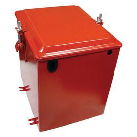 Battery Box  for Case C, Super A 350634R91, 350637R92, 358544R91; 1711-1022