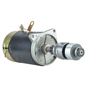 Starter w/Drive for Ford Holland Tractor - C3NF11002CR